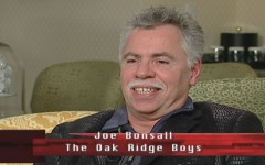 Joe Bonsall Interview 1